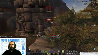 "Warlords of Draenor (Beta): ""THE TIDES HAVE TURNED!!!"" - Druid Book of Flight Form Fun (p1)"