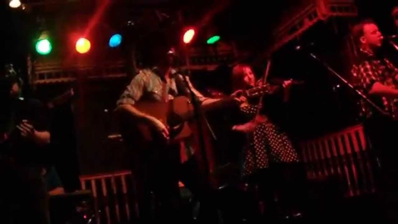 Uncle Sean and the Shifty Drifters - Waylon Got It Right - Rainbow Bistro Ottawa
