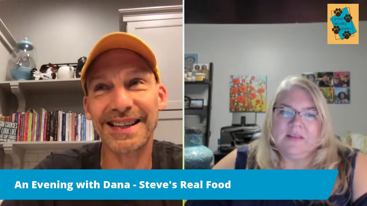 Destination: Fresh Foods - Let's Talk Dog and Cat Nutrition with Steve's Real Food