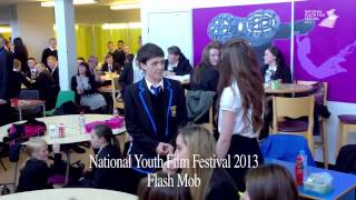Cardinal Newman High School & the National Youth Film Fetival 2013 - Flashmob