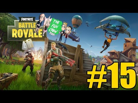 The FGN Crew Plays: Fortnite Battle Royale #15 - Alone and Scared