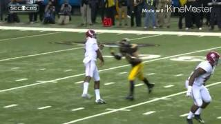 ALABAMA VS MISSOURI (SEC CHAMPIONSHIP HIGHLIGHTS)