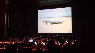 Extracto de la Sinfonía No.2, Michael Nyman, Palacio de Bellas Artes