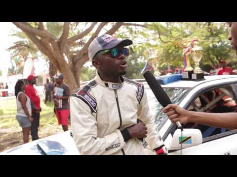 Expensive Passion - Rally in Tanzania with D. Matete
