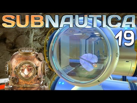 "Subnautica Gameplay Ep 19 - ""Genny's Underwater ZOO!!!"" 1080p PC"