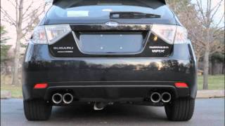 12 wrx stock exhaust vs 12 sti stock