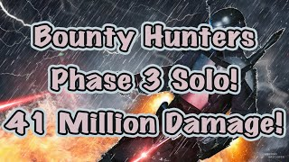 Bounty Hunters 41 Million Damage - HSR P3 Solo!