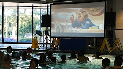 Dive-in Movie at SHARC