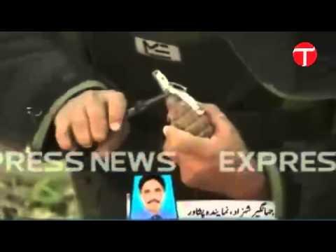 BDS defuse explosives in Peshawar