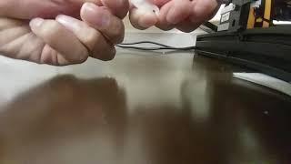 [3Dプリンター]TPU樹脂すげぇ