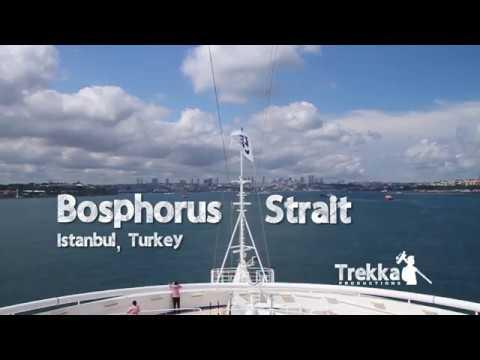 Bosphorus Strait - Istanbul, Turkey
