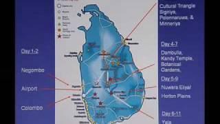 Presentation on Sri Lanka