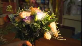 Мастер-класс I Букет невесты I Цветочная лавка Букет-Декор