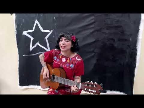 Mon Laferte - La Carta (Cover Violeta Parra)