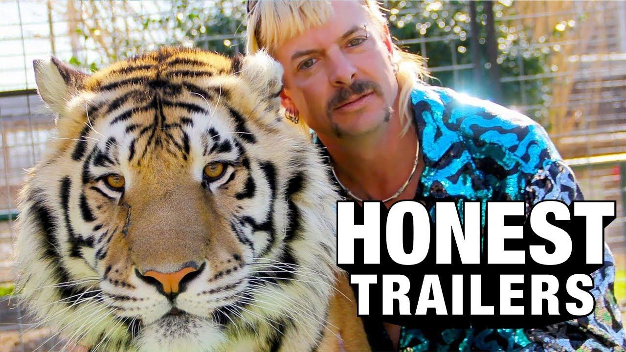 Download Honest Trailers | Tiger King
