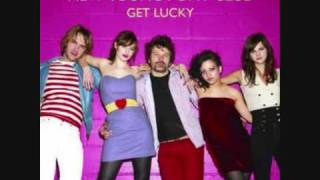 New Young Pony Club - Get Lucky (The 12s Remix)