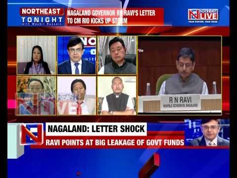 Nagaland: Letter Shock
