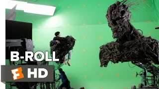 A Monster Calls B-ROLL 1 (2016) - Lewis MacDougall Movie