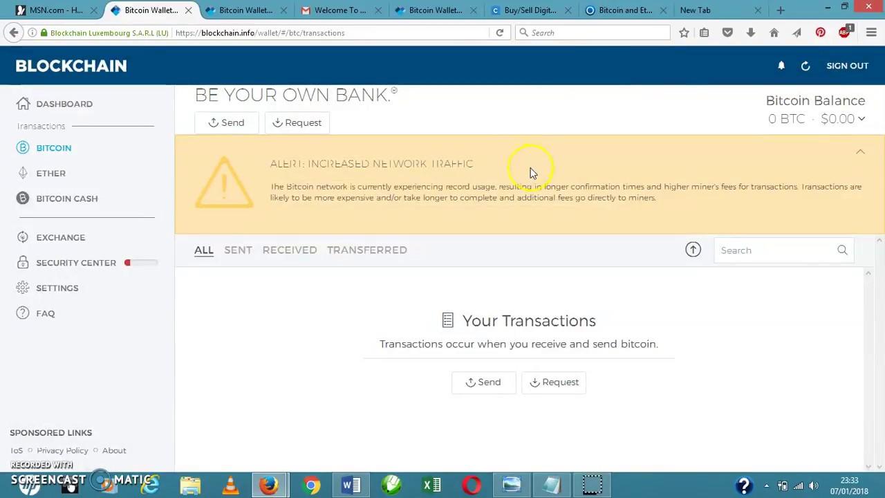 Bitcoins wallet login bitcoinshop stock