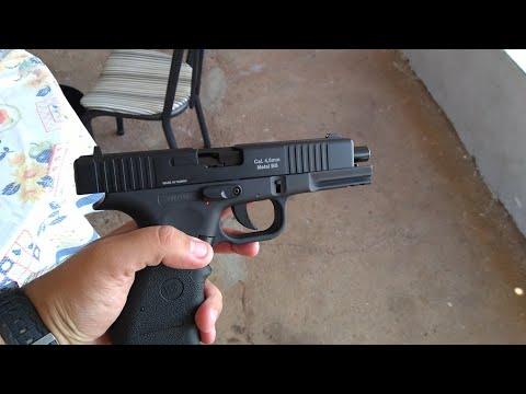 Pistola de Gás