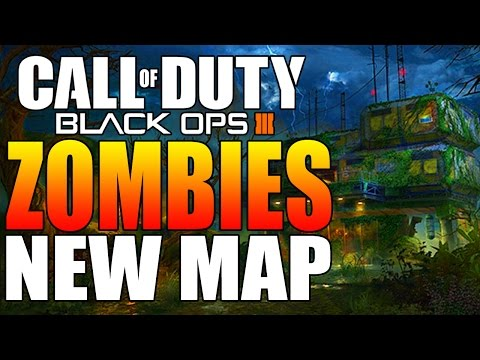 Black Ops 3 New DLC 2 Zombies Image Leaked!