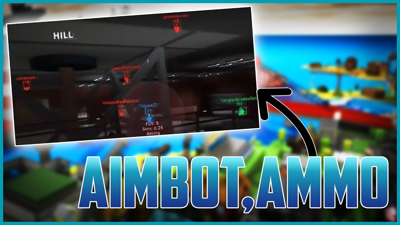 Aimbot Esp Unlimited Money Phantom Forces Working Free