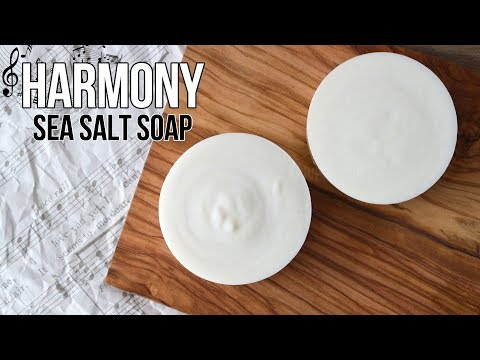 Harmony Sea Salt Soap | MO River Soap