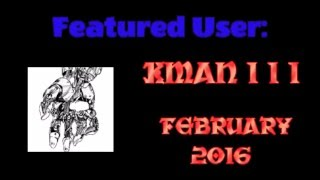 Bleach Wiki Featured User - February 2016 - Kman 111