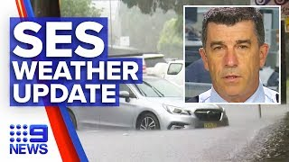 Brisbane to Wollongong: severe weather warnings issued