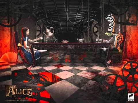 American McGee's Alice Time To Die (The Castle's Keep Extended)