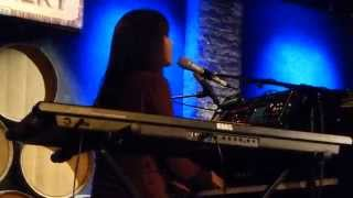 Vienna Teng -Radio-In Your Eyes-Whatever You Want-Lullaby ... - City Winery NYC 2015-04-23 1080 HD
