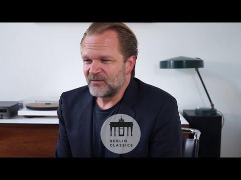 Sebastian Knauer - Bach & Sons 2 - Johann Sebastian Bach (Interview)