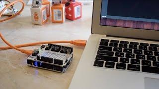Программируем своего робота на плате Iskra JS