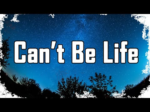 Mary J. Blige - Can't Be Life Lyrics from YouTube · Duration:  3 minutes 15 seconds
