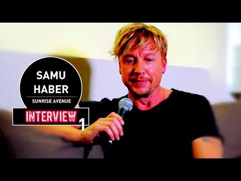 Samu Haber Sunrise Avenue wywiad część 1 (MUZO.TV)