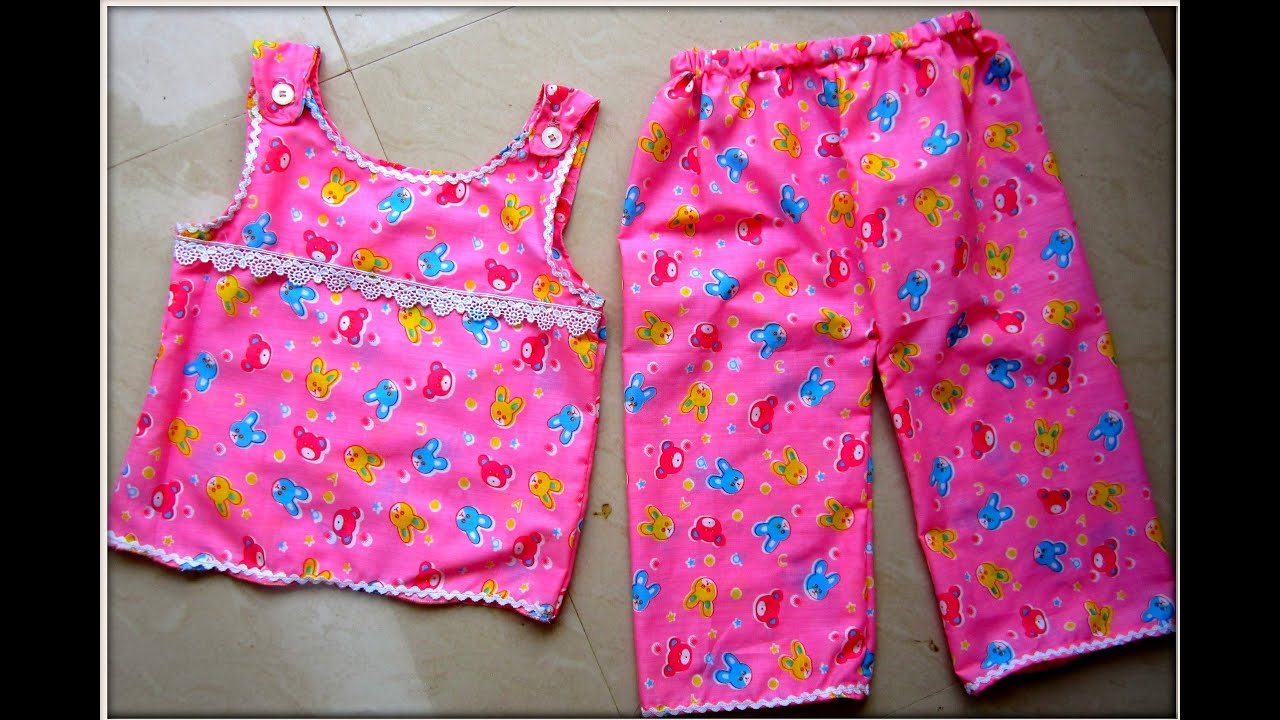 Image Result For How To Sew A Simple Dress For A Little Girl
