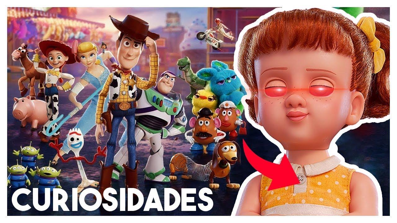 10 curiosidades sobre o filme Toy Story 4