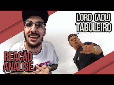 PERFIL LORD (ADL) - TABULEIRO [REAÇÃO/ ANÁLISE] | FALATUZETRÊ
