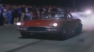 Detroit drag racing   Clarkson's Motorworld   BBC autos