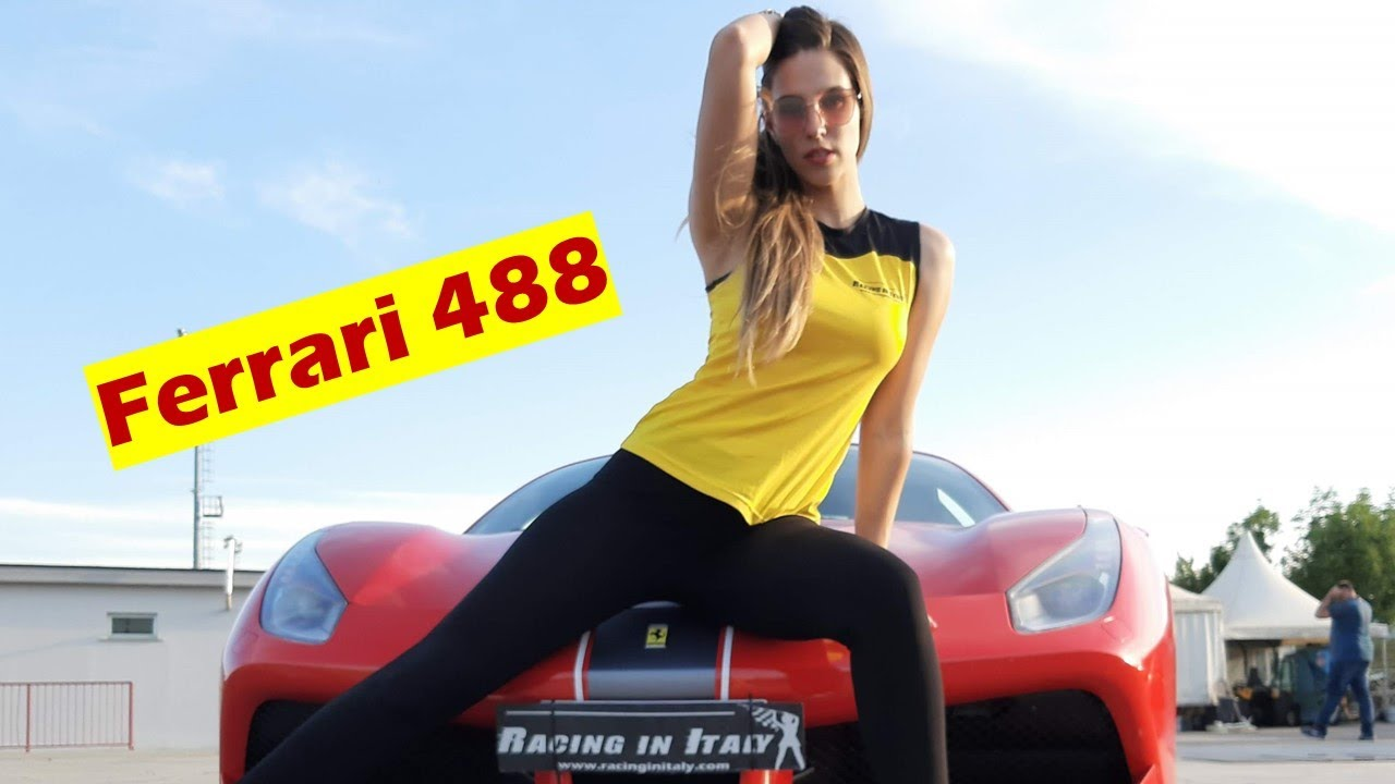 Dove posso guidare una Ferrari 488 in pista?