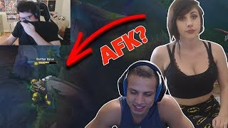 Dyrus baits his team with his new AFK Strategy | Tyler1 on Riot Support | OP LoL Best Stream Moments