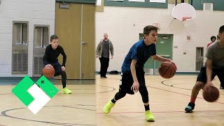 Weekly Basketball Skills Practice | Clintus.tv