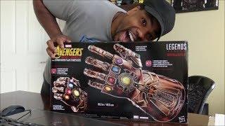 Marvel Legends Series - Infinity Gauntlet - UNBOXING!!! thumbnail