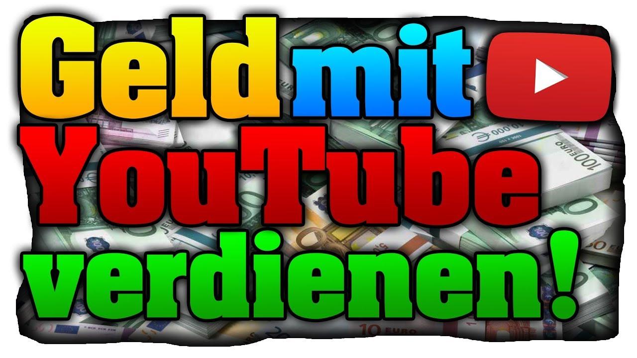 Geld Mit Youtube Machen