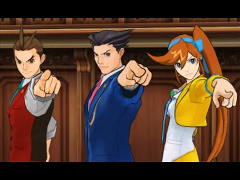 Ace Attorney - All Breakdowns