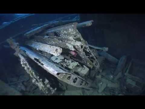 Exploring the S.S. Thistlegorm wreck