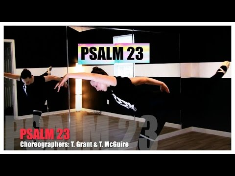Psalm 23 Eddie James & Colourblind