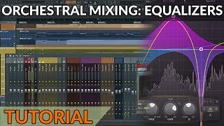 How To Mix Orchestral Music - Equalizers & Specturm Analyzers