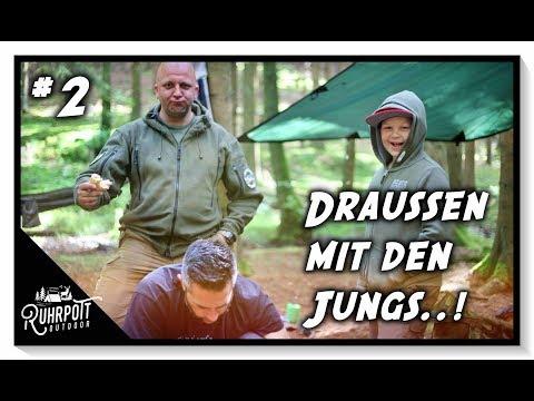 Draussen mit den Jungs - #2 - Ruhrpott Outdoor