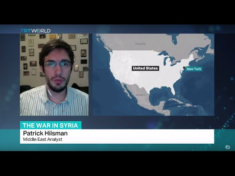 The War In Syria: Interview with middle east analyst Patrick Hilsman about the offensive on Aleppo